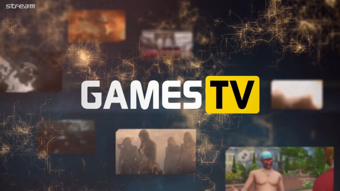 Na Stream.cz vyšel první díl herního pořadu Games TV