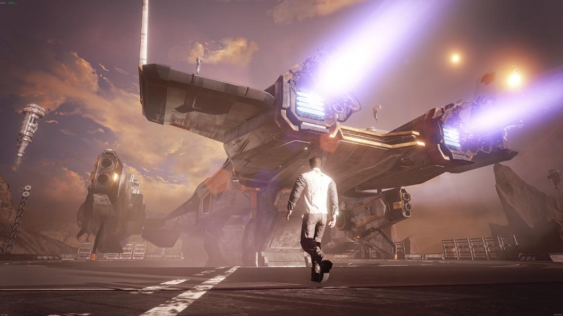 Tvůrci MechWarrior Online představují ambiciózní sci-fi onlineovku Transverse