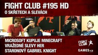 Fight Club #195 HD