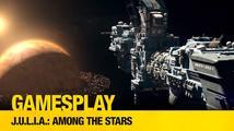 GamesPlay: Honza Kavan hraje sci-fi adventuru J.U.L.I.A.: Among the Stars