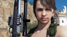 Pes, kůň, sniperka Quiet a další parťáci v Metal Gear Solid V mohou permanentně zemřít