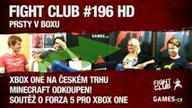 Fight Club #196 HD: Prsty v boxu