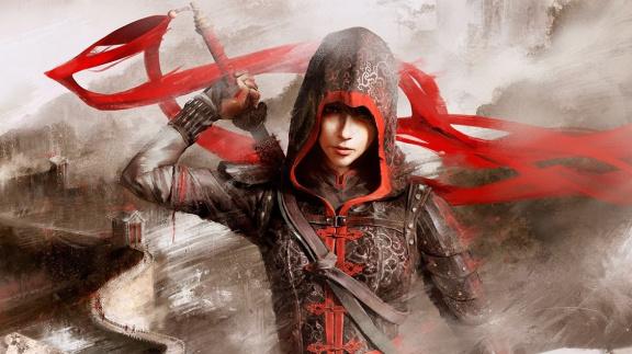 Součástí DLC nabídky pro Assassin's Creed Unity je i plošinovka z Číny