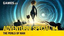 Adventurní speciál #4: tajemství skleněné lahvičky z The Perils of Man