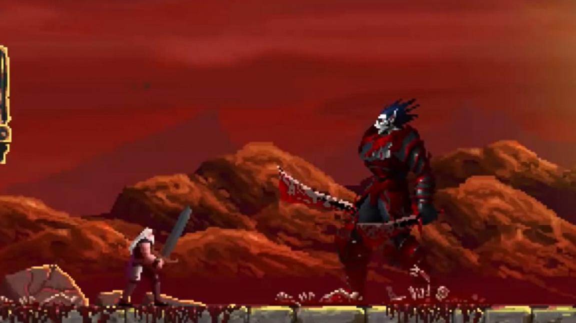 Slain! - recenze metalové plošinovky