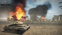 Po fotbale zkouší Wargaming pobavit hráče World of Tanks závodním módem