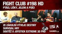 Fight Club #198 HD: Ptáci, lišky, jeleni a psíci