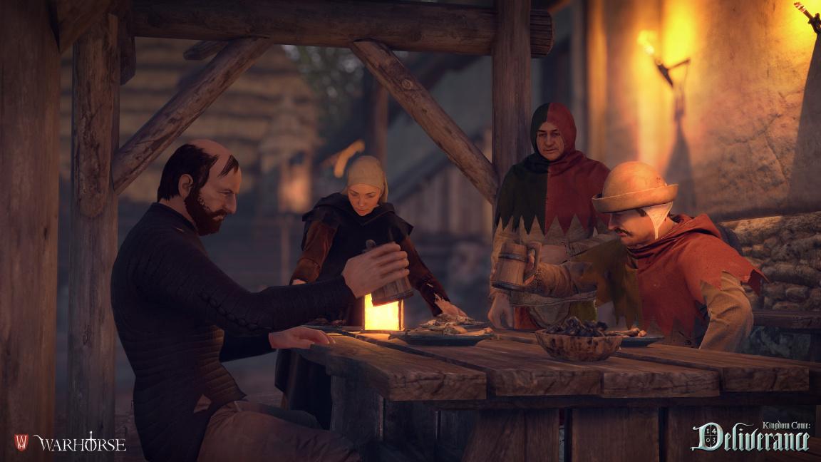 Kingdom Come je za rok 2014 třetí nejúspěšnější projekt na Kickstarteru dle počtu přispěvatelů