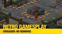 Retro GamesPlay: hrajeme brutální akční legendu Crusader: No Remorse