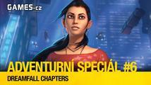 Adventurní speciál #6: Dreamfall Chapters je čistokrevná adventura bez akčních prvků