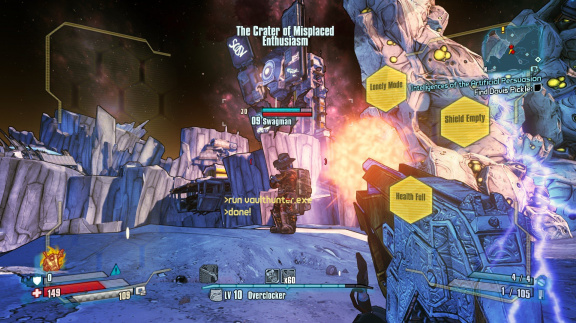 Borderlands: The Pre-Sequel – Lady Hammerlock the Baroness Pack