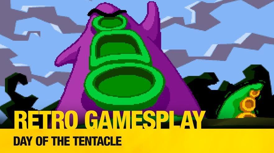 Retro GamesPlay: hrajeme kultovní adventuru Day of the Tentacle