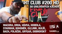 Fight Club #200 HD: 88 grilovaných kachen