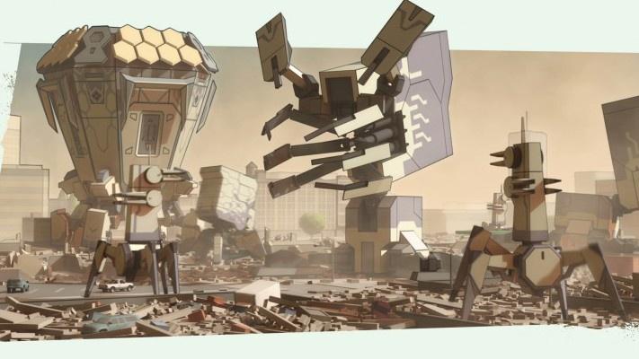 Tvůrci Planetary Annihilation ukončili pro malý zájem hráčů Kickstarter kampaň Human Resources