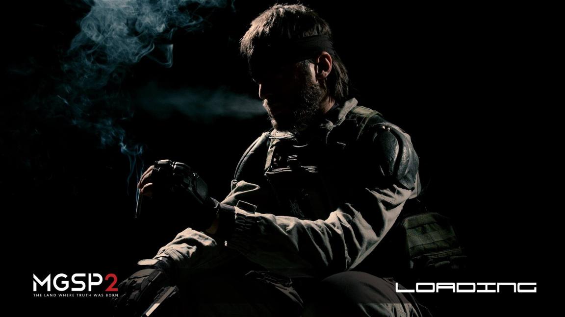 Konami zastavila produkci druhé části fanouškovského filmu Metal Gear Solid Philantrophy
