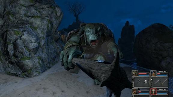 Legend of Grimrock II - recenze