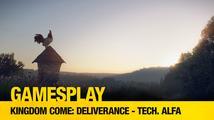 GamesPlay: hrajeme technologickou alfu českého RPG Kingdom Come