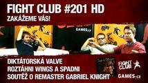 Fight Club #201 HD: Zakážeme vás!