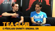 Tea Club #9: Čeština do Divinity: Original Sin