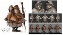 Tvůrci Syberia III představují první dvě příběhové postavy