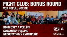 Sledujte bonusový Fight Club s našimi úžasnými čtenáři