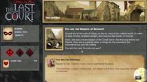 Interaktivní textovka The Last Court vás nechá vládnout ve světě Dragon Age