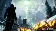 Úklid otravných démonů na záběrech z Dragon Age: Inquisition