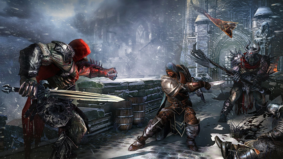 Lords of the Fallen - recenze