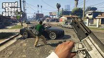 Grand Theft Auto V z jiné perspektivy - video a informace o novém pohledu z první osoby