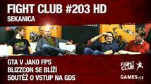 Fight Club #203 HD: Sekanica
