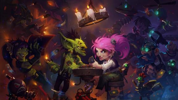 Hearthstone: Goblins vs Gnomes - recenze