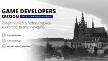 Pražská konference Game Developers Session 2014 nabídne výkvět domácího i zahraničního vývoje