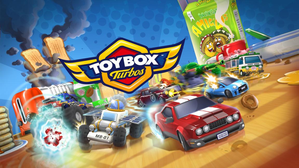 Toybox Turbos je povedený reparát Codemasters za Micro Machines V4