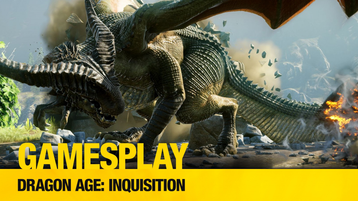 GamesPlay: hrajeme rozmáchlé RPG Dragon Age Inquisition