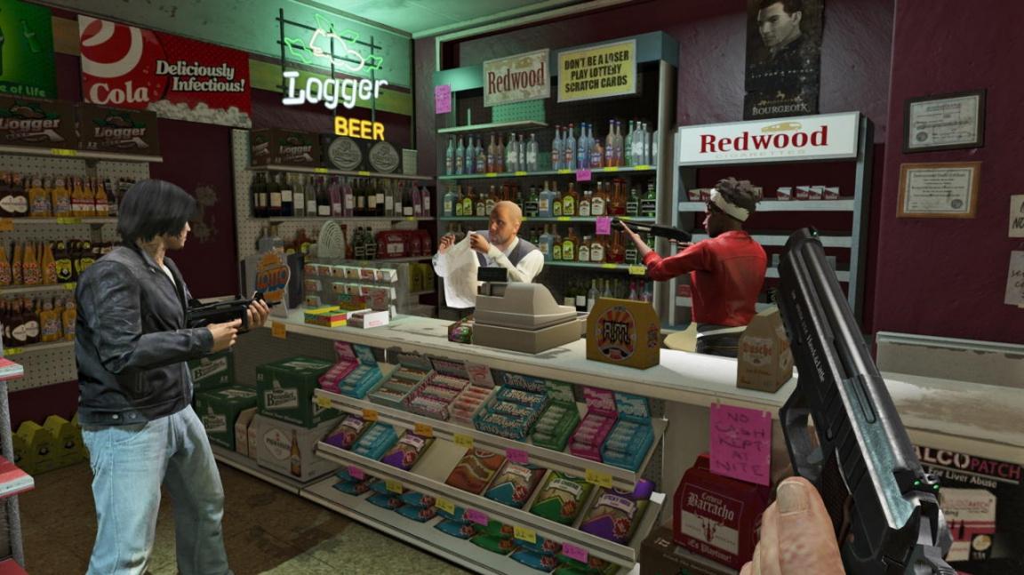 Next-gen verze Grand Theft Auto V navýší počet hráčů v multiplayeru