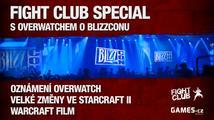 Fight Club Special: s Overwatchem o BlizzConu
