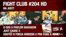 Fight Club #204 HD: Na just!
