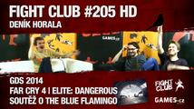 Fight Club #205 HD: Deník horala
