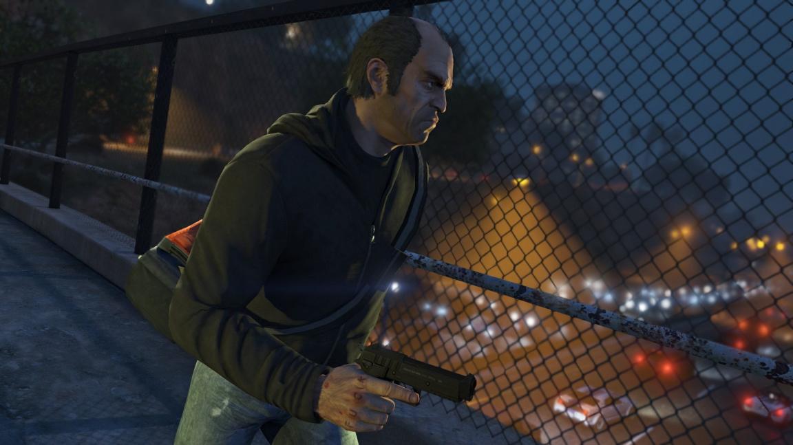 Grand Theft Auto V - GTA V(next-gen)
