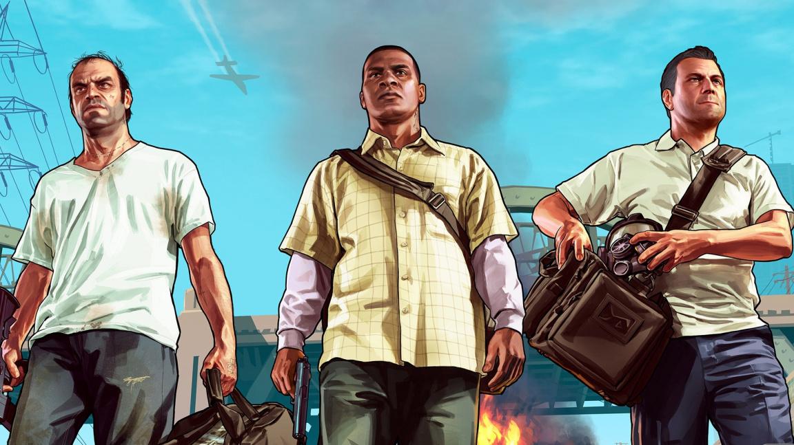 Grand Theft Auto V - recenze next-gen verze