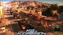 Strategie Act of Aggression od tvůrců série Wargame připomíná Command & Conquer