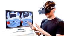 Nová technologie pro Oculus Rift dostane do virtuální reality i vaše ruce