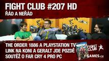 Fight Club #207 HD: Řád a neřád