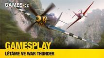 GamesPlay: létáme v onlineovce War Thunder