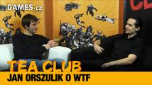 Tea Club #11: Honza Orszulik o Wayward Terran Frontier