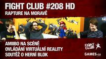 Fight Club #208 HD: Rapture na Moravě