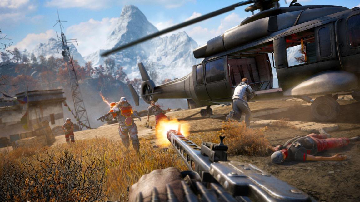 Ubisoft reaktivuje podvodně distribuované Far Cry 4 kopie hráčům, co už začali hrát