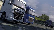 Nejlepší modifikací roku 2014 je podle hráčů multiplayer pro českou hru Euro Truck Simulator 2