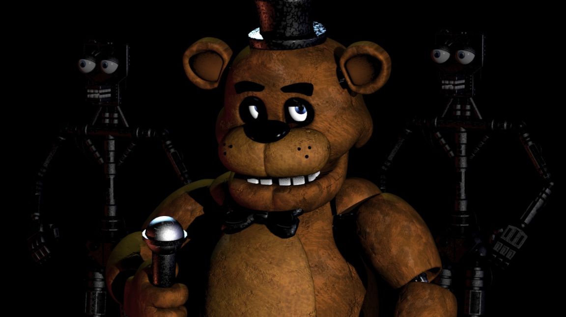 Five Nights at Freddy's 2 - recenze