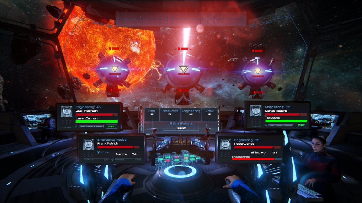 Into the Stars doplachtí do Steam Early Access 9. července